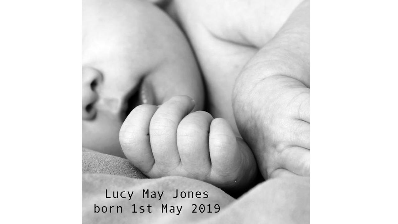 Newborn Photo Gift